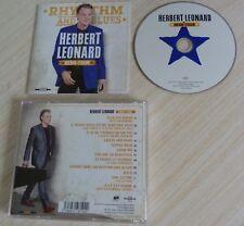 CD ALBUM DEMI TOUR RHYTHM AND BLUES HERBERT LEONARD 12 TITRES 2014