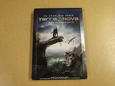 4-DISC LIMITED EDITION STEELBOOK DVD / TERRA NOVA - DE COMPLETE SERIE