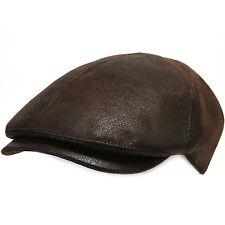 ililily New Men¡¯s Flat Cap Vintage Cabbie Hat Gatsby Ivy Caps Irish Hunting fit