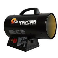 Mr. Heater F271380 85,000 BTU/Hr Quiet Burner Forced Air Propane Heater