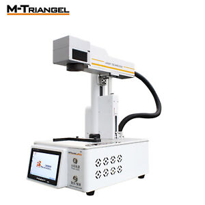 M-Triangel iPhone laser machine Engraving Machine Back Glass Separating