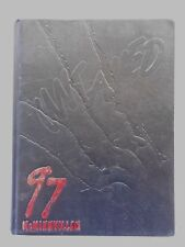 1997 MCMINNVILLE HIGH SCHOOL YEARBOOK  MCMINNVILLE, OREGON    UNMARKED