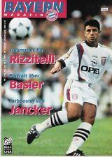 Bayern Magazin 2/48 , Bayern München - Leverkusen , 28.08.1996