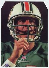 Scarce Trade Card of Dan Marino, American Football 1997