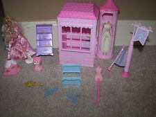 BARBIE MINI KINGDOM PRINCESS AND THE PAUPER ANNELIESE Boutique Snap Dress
