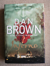 DAN BROWN - INFERNO (Hardcover, 2013).
