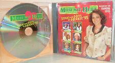 Musi avec cœur-Stars et Hits à l'automne'95 avec Judith & Mel, Karel Dieu UVA