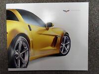 2010 Chevrolet Chevy Corvette Details Manual Brochure Book FACTORY OEM