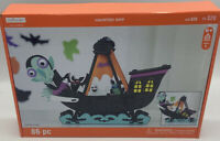 Halloween 3D Structure Haunted Ship 86 Pcs By Creatology Foam Craft Ages 6+ New