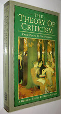 THE THEORY OF CRITICISM - RAMAN SELDEN - EN INGLES
