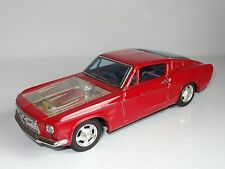 (C) Japan  BANDAI FORD MUSTANG - tinplate litho