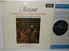 SXL 6199 Mozart Complete Dances & Marches Vol. 6 Vienna Mozart  Boskovsky WB
