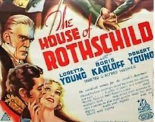 The House of Rothschild - 1934 - George Arliss Loretta Young Werker Pre-Code DVD