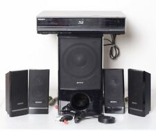 Sony BDV-E300 Blu-ray Disc 5.1ch home theater system with iPod® dock USED