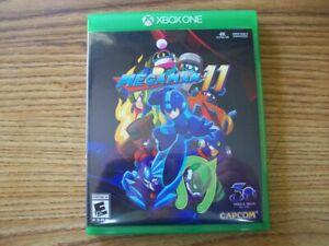 Mega Man 11  - Xbox One OPEN FREE US SHIPPING