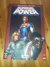 MARVEL,SUPREME POWER,tome 1,occ,contact
