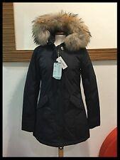 WOOLRICH Donna - Arctic Parka Luxury 2 Tasche - NERO