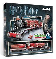 3D Puzzle - Harry Potter - Hogwarts Express, 460 Teile, Rowling, Wrebbit