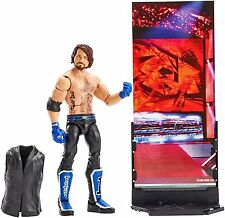 WWE AJ Styles Action Figure Elite 47 Mattel Toy NEW