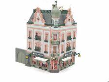 FALLER Eckhaus Schillerstr. 1 HOTEL SONNE + Figuren NEU BELEUCHTET Spur N D0665