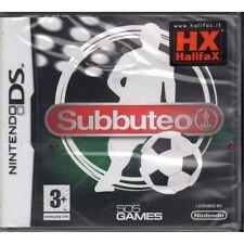Subbuteo / 505 Games Videogioco Nintendo DS NDS Sigillato 8023171014074