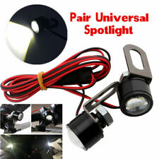 3W 12V LED Eagle Eye Lampe Tagfahrlicht Nebelscheinwerfer für Motorrad Auto KFZ
