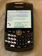 BlackBerry Curve 8330 -Titanium (BOOST MOBILE) With Original Box / Accessories