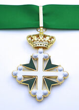 Order of Saint Maurice and Saint Lazarus(Commander Class)
