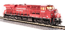 BROADWAY LIMITED 3895 N ES44AC CP 9354 Red/White Paragon3 Sound/DC/DCC