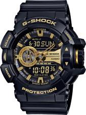 Casio G-Shock Men's G-Shock Rotary Metallica Dial Ana-Digital  Watch GA400GB-1A9