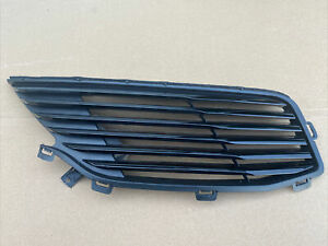2013-2016 LINCOLN MKZ OEM FACTORY RADIATOR GRILLE PASSENGER SIDE DP53-8150-ABW