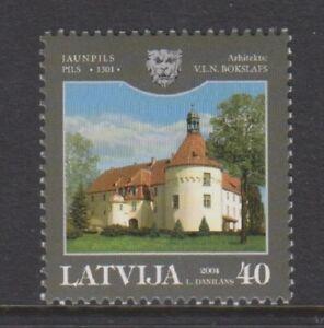 Latvia - 2004, Palaces stamp - L/M - SG 627