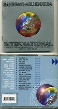 SANREMO MILLENNIUM INTERNATIONAL 2000 - Queen Sting Duran Depeche Mode INXS