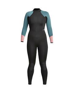 3/2mm Women's XCEL AXIS Back Zip Fullsuit