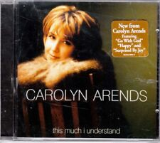 Carolyn Arends - This Much I Understand (CD, 1999, Reunion) - SEALED