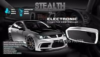 STEALTH 4.0 Throttle Controller METAL EDITION Holden Commodore VZ V6 Accelerator