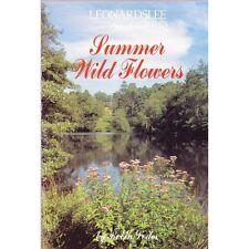 SUMMER WILD FLOWERS / Leonardslee gardens  PHOTOS couleurs PLANS 1994