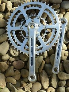 VINTAGE TA Specialites Cyclotouriste Crank Triple 170mm 48/40/26 Made in France