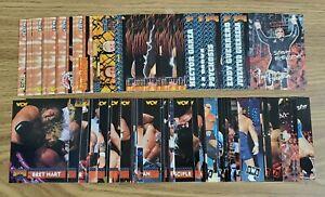 1999 Topps WCW nWo Nitro - Pick One - Fill Your Set