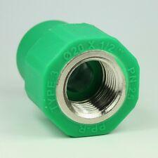 Aqua Plus PPR Kupplung IG 20mm 1/2 Zoll Wasserleitung