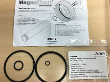 ADEY MAGNACLEAN O RING KIT- SERIAL NUMBER REQUIRED SEE DESCRIPTION