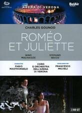 ROMEO ET JULIETTE NEW DVD