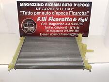 FIAT BRAVO 1.4 DEL 97 - RADIATORE MOTORE ORIGINALE MAGNETE MARELLI