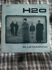 "New ListingH2o blue diamond p/c 7"" pop indie new wave punk electro"