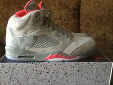 Nike Air Jordan 5 Retro Dark Stucco Camo 136027-051 Size 14