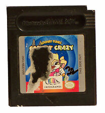 Looney Tunes: Carrot Crazy (Nintendo Game Boy Color, 1998)