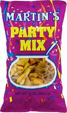 4 BAGS! Martin's Party Mix Pretzels Nacho Chips & More! FREE SHIP