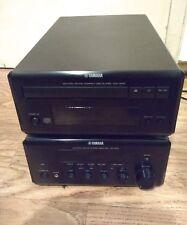 Yamaha E410 CDX 410 Pianocraft kompakt Anlage Receiver CD Player Stereoanlage