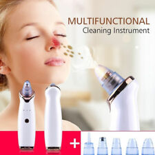 Electric Blackhead Remover Pore Vacuum Suction Diamond Dermabrasion Face Cleaner