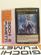 NUMERO 94 CRYSTALZERO in italiano RARA ULTRA XYZ